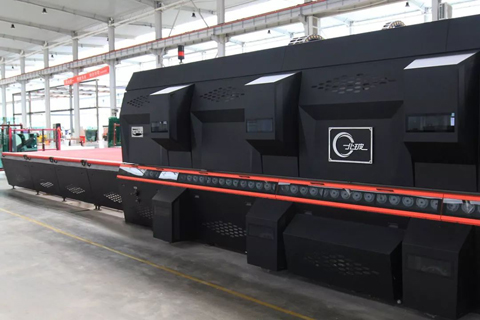 NorthGlass T-series Glass Tempering Furnace