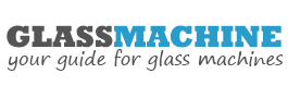 glass machine logo