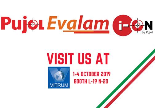 Pujol Evalam Vitrum Glass Exhibition