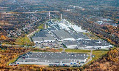 Saint Gobain Glass Romania Factory