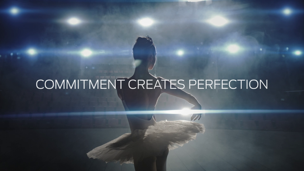 Forel Commitment Creates Perfection