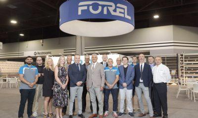Forel Glass Build America 2019 Exhibition