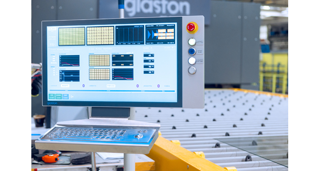 Glaston Glass Tempering Furnace Colombia Glass