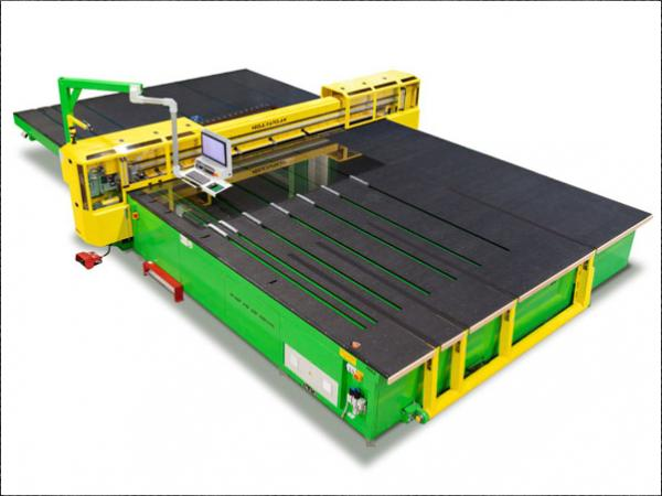 Hegla New Heating Technology for Laminated Glass Cutting