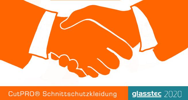 CutPro Glasstec Exhibition