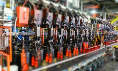 Verallia Glass Bottle Production