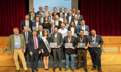 Grenzebach Top Employer