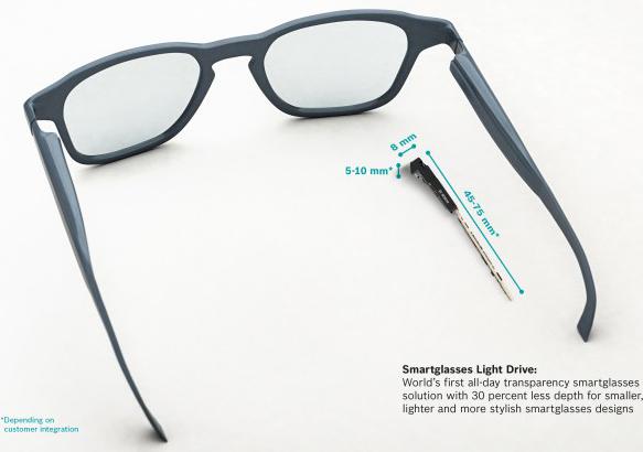 Bosch Smart Glass Light Drive