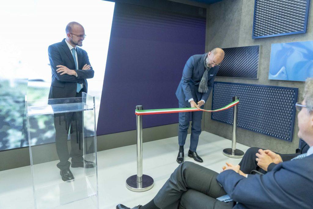 CMS brembana new technology center