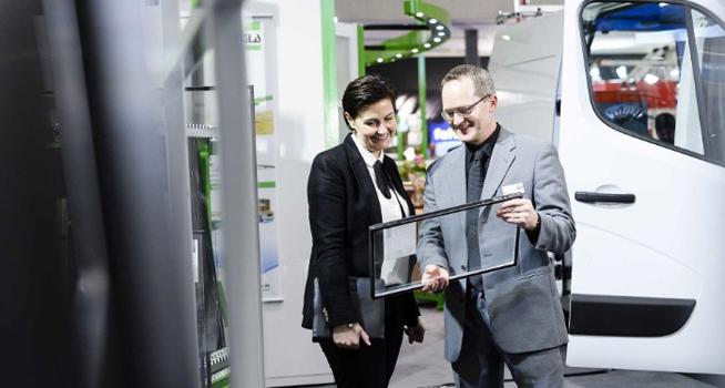 Fensterbau Frontale Exhibition