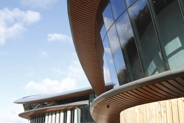 Guardian Glass Project Caudwell International Childrens Centre