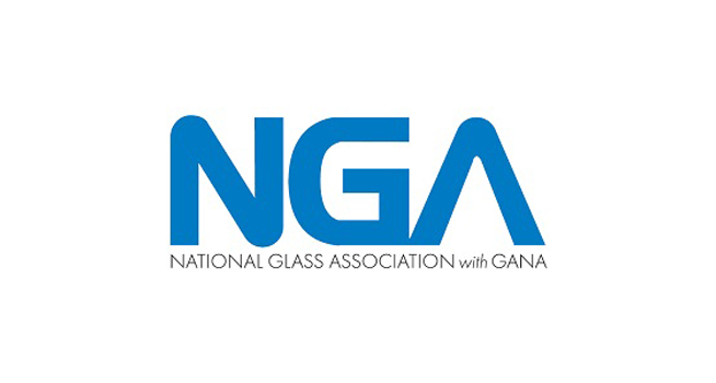 NGA National Glass Associaton Logo GANA