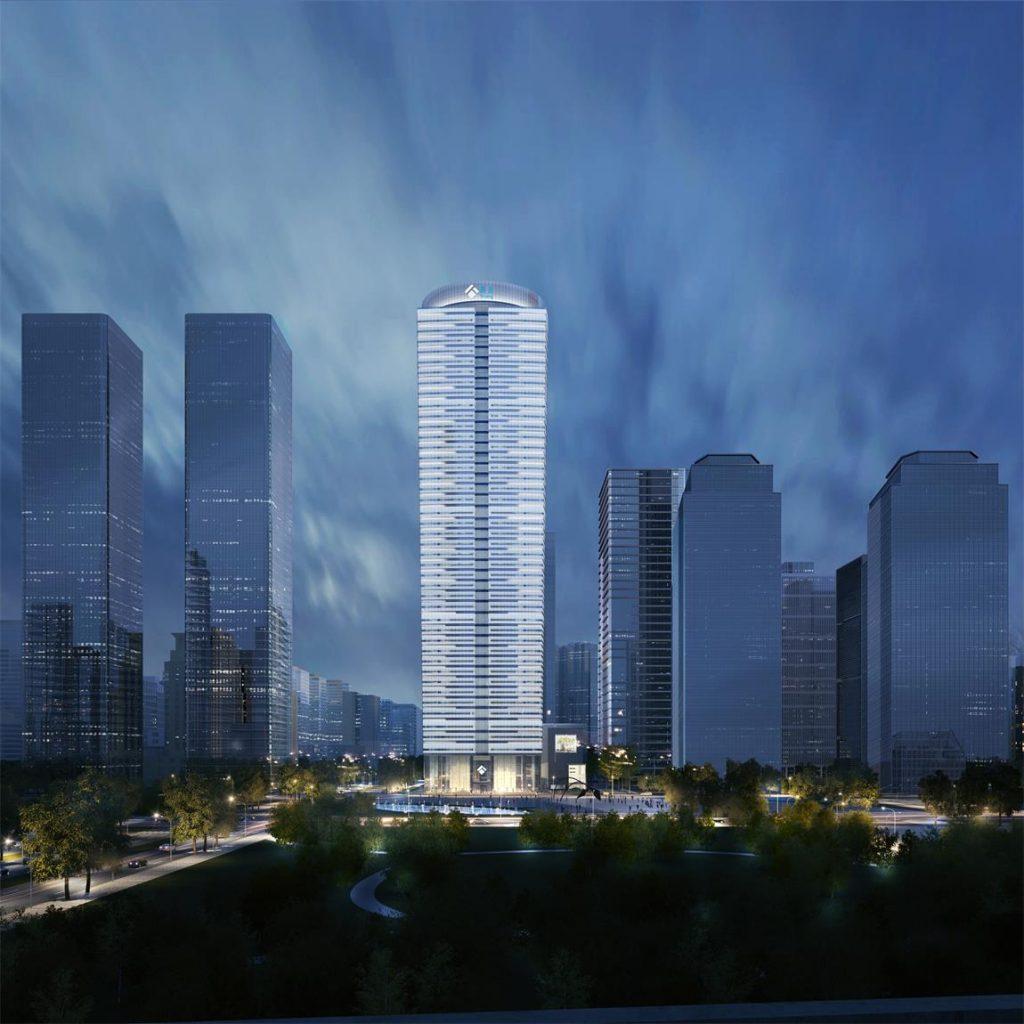 NorthGlass Taikan Financial Tower Super Glass