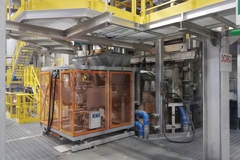 SORG Glass Melting Furnace
