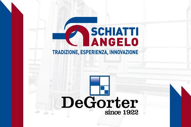 Schiatti Angelo agency DeGorter America