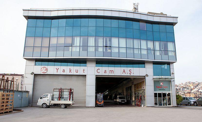 Yakut Cam Turkey Lisec Glass Machine