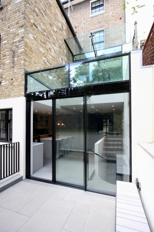 Acoustic Glass Dealing with Noise IQ Glass UK