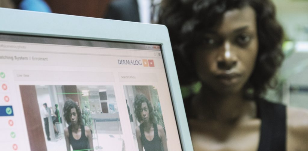 Banks in Nigeria use Fingerprint and Facial Recognition from Dermalog