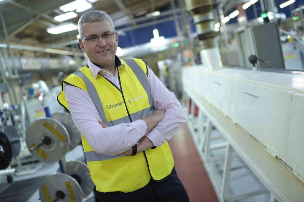 Chris Alderson Edgetech UK Managing Director