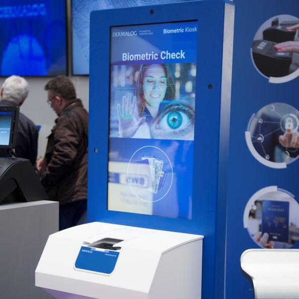 Dermalog Scanner Fingerprints Scanner