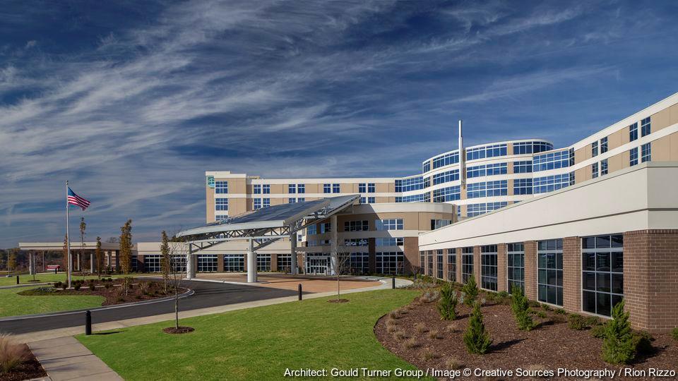 Guardian Glass North Alabama Medical Center
