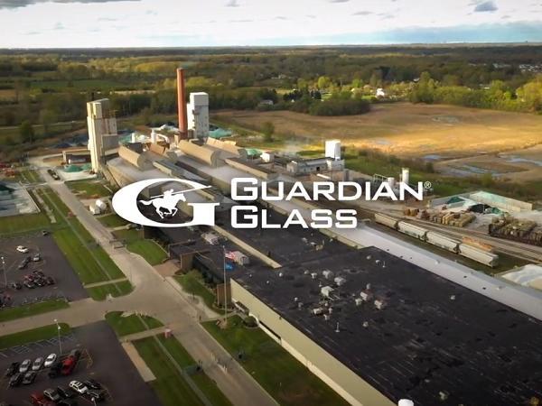 Guardian Jumbo Coated Glass North America
