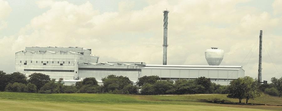 Gujarat Borosil Ltd Solar Glass Production