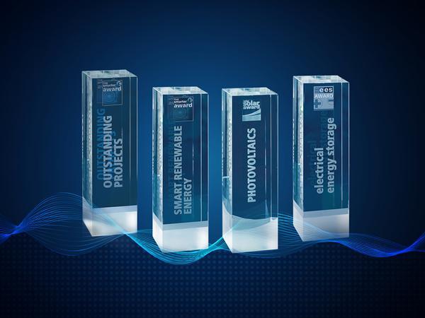 International Innovation Prizes for the new energy world