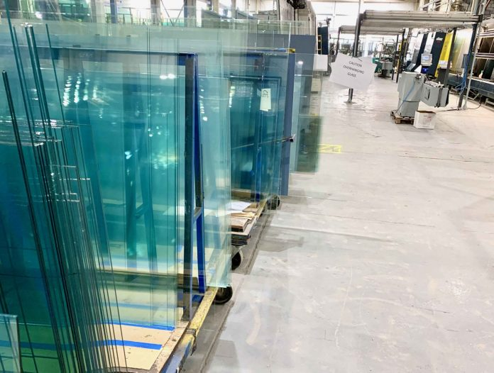 Panoglass Glass Processing Company United Kingdom