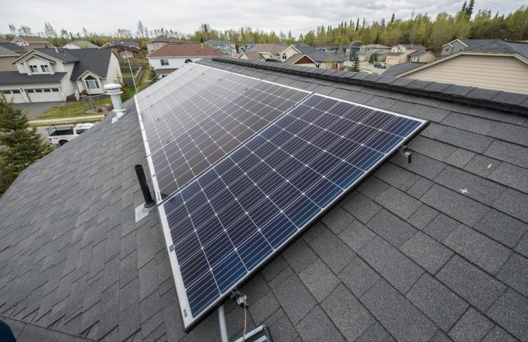 Solar Landscape Rooftop Jersey