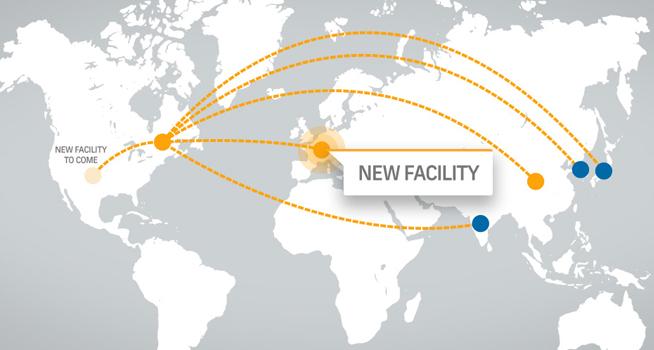 Synergx Europe Facility