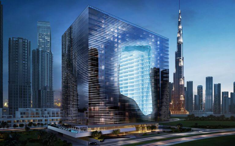 The Opus Dubai
