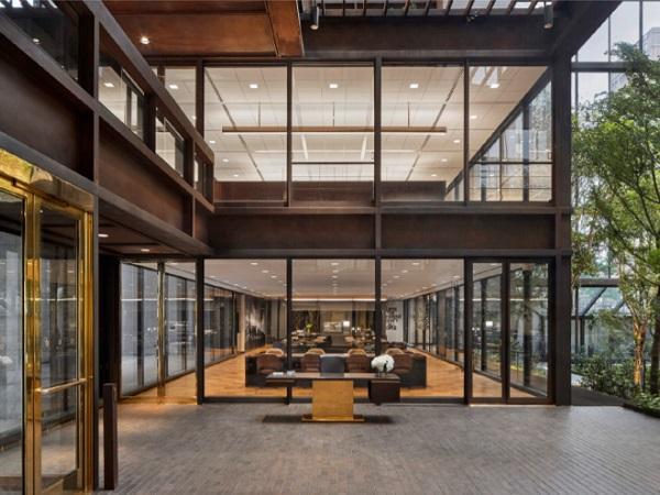 AGI Case Study: Ford Foundation Historic Renovation