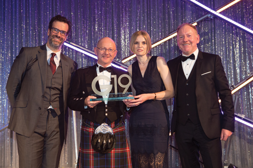 G19 Awards: Glassolutions Aberdeen Named 'Trade Counter Of The Year'