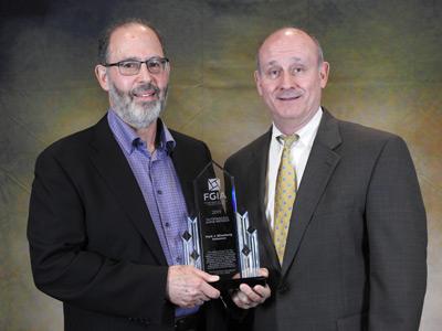 Fenestration Outstanding Service Award – Mark Silverberg (Technoform)