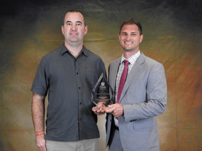Marketing Distinguished Service Award – John Westerfield (CrystaLite)