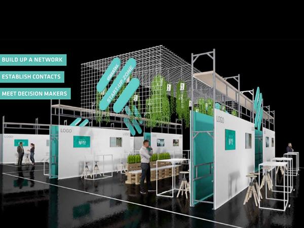 Glasstec 2020: Start-up Zone for Young and Innovative Companies