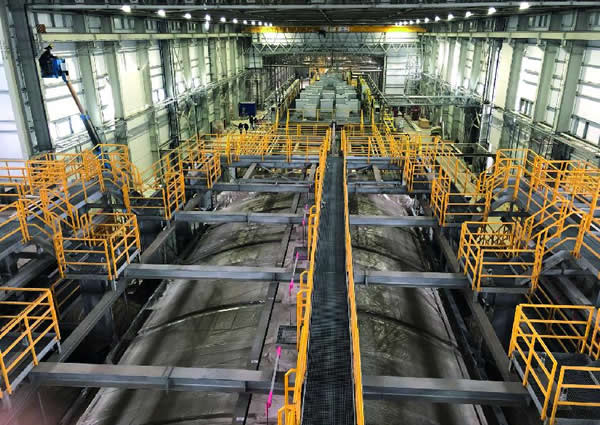 Horn Glass Industries: Azerbaijan Float Glass Production Line Project