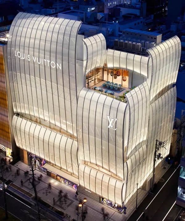 Louis Vuitton Osaka sets sail, NorthGlass creates another brilliant future in Japan!