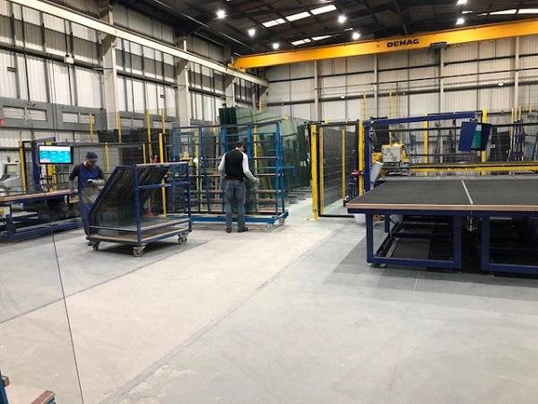 Cwmtillery glass makes further investments in Hegla for glass cutting solutions