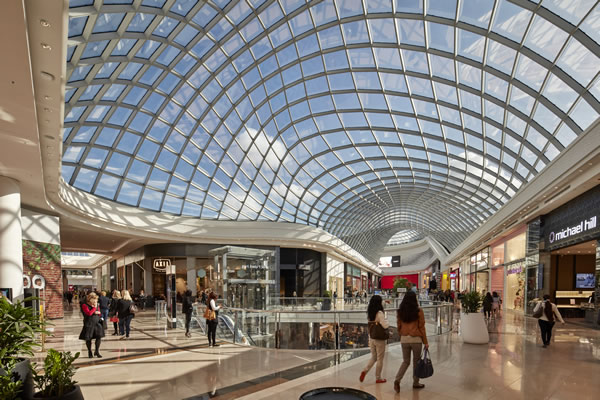 Guardian Glass Project: Chadstone Shopping Centre