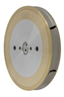Tyrolit Diamond Peripheral Wheels For Flat Glass Edges