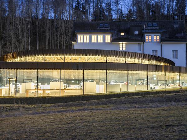 Guardian Glass Project: Maison des Fondateurs Audemars Piguet