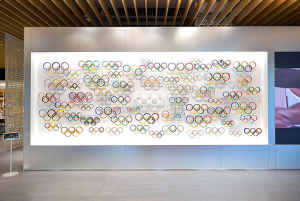 NorthGlass Contributes to The Construction of Olympic Games