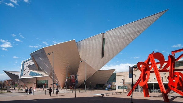 NorthGlass is building a new Welcome Center for Denver Art Museum