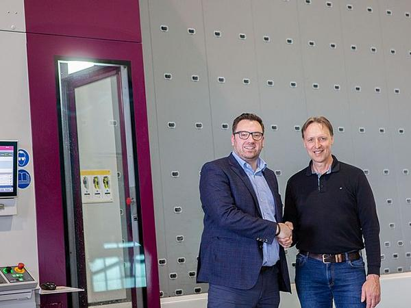 Glas Lang and LiSEC: From small glazier to major player on the market