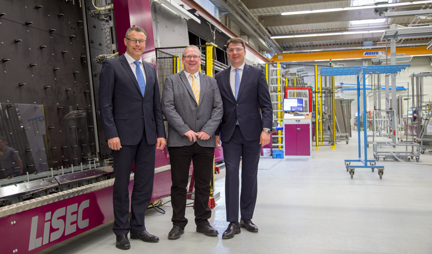 Lisec and Weru - Successful together for more than 45 years