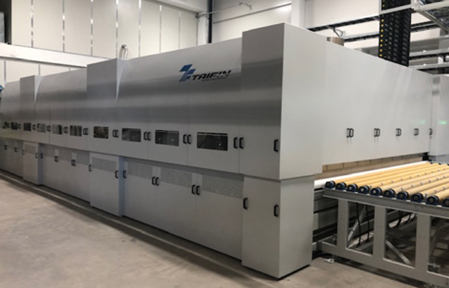 HEGLA launches Taifin CTF glass tempering furnace