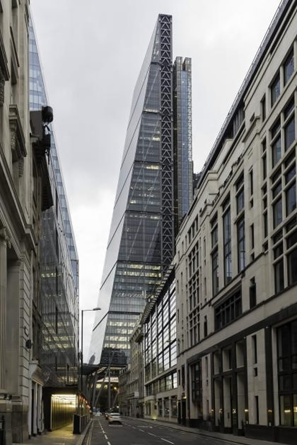 122 Leadenhall - 'The Cheesegrater', London, The United Kingdom.