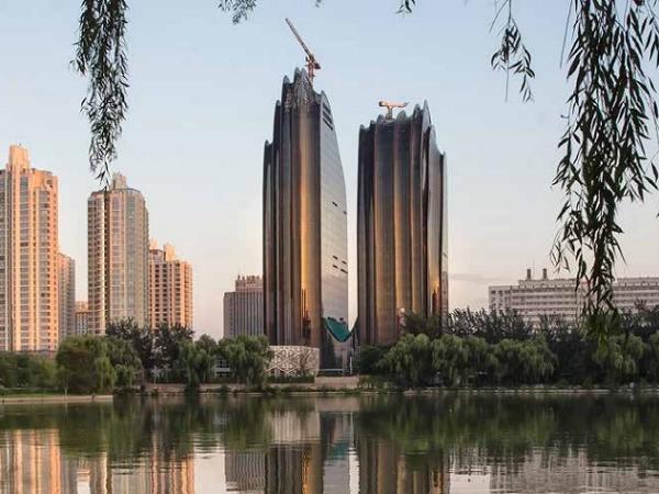 Chaoyang Park Plaza Tower